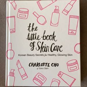 K-beauty Korean Beauty Skincare Book and Samples